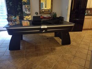 Large Game Table(air hockey/ping pong) for Sale in UPPR MARLBORO, MD