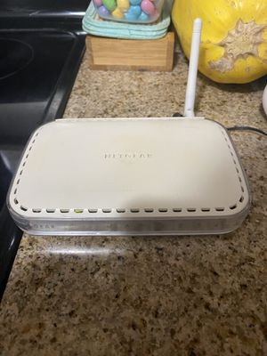 Netgear Wireless cable modem for Sale in Haltom City, TX