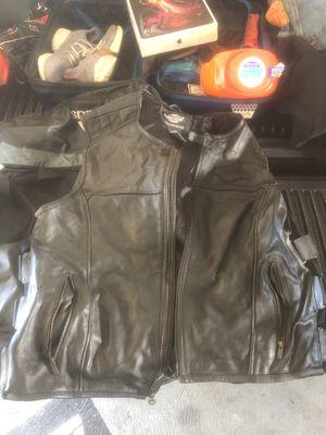 Genuine Harley Davidson vest 4xl for Sale in San Mateo, CA