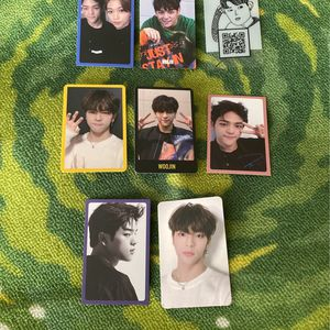 Stray Kids Woojin Photocards (sold Individually) for Sale in Chula Vista, CA