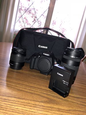 Canon T5 Camera Bundle for Sale in Parma Heights, OH