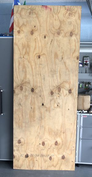 """wood 7' 8"""". X 3' for Sale in Palm Bay, FL"""