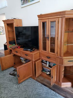 Entertainment set for Sale in West Palm Beach, FL