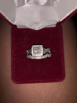 .98 ct white gold wedding set from KAYS for Sale in Apopka, FL