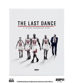 The Last Dance Blue Ray Gift Set for Sale in Los Angeles,  CA