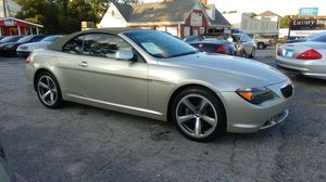 BMW 645CI for Sale in Roswell, GA