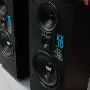 DCM KX-10 SERIES II LOUDSPEAKERS for Sale in Gardena, CA
