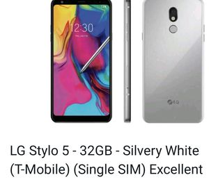 Lg stylo 5 for Sale in Kalamazoo, MI