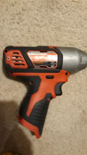 Nice Milwaukee m12 impact Driver drill tool only for Sale in Lexington, NC