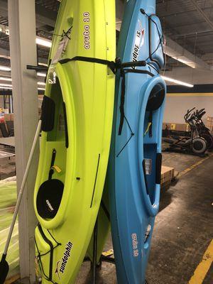 Aruba 10ft SUNDOLPHIN Sun Dolphin kayak new for Sale in Decatur, GA