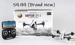 Kaptur GPS II WiFi drone with HD Camera MSRP $120.00 Android/Apple for Sale in Fort Lauderdale, FL