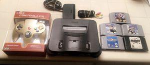 Nintendo 64 bundle for Sale in Stockton, CA