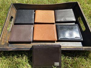 Men's name brand wallets for Sale in Spokane, WA