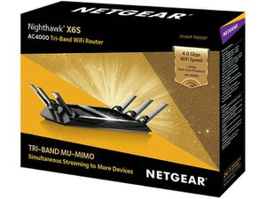 Netgear Nighthawk x6s Gaming Router for Sale in San Diego, CA