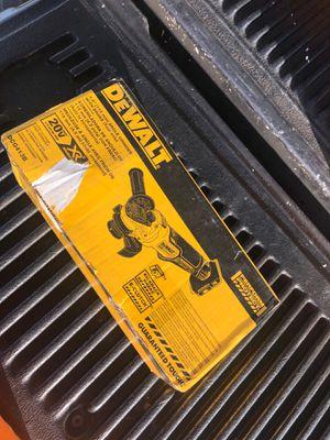 Dewalt Grinder XR for Sale in Pembroke Pines, FL