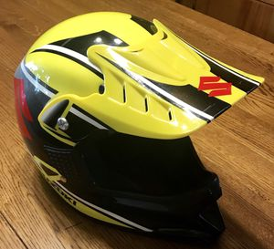 TEAM SUZUKI helmet for Sale in Klamath Falls, OR