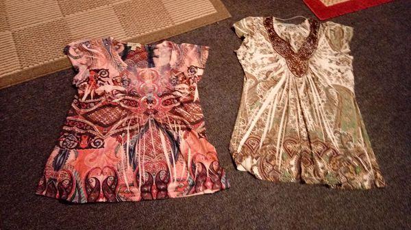 Women's shirts size XL