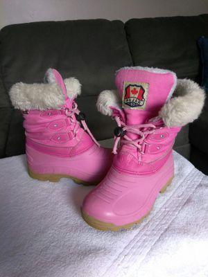PAJAR-TEX girl snow boots for Sale in Pontiac, MI