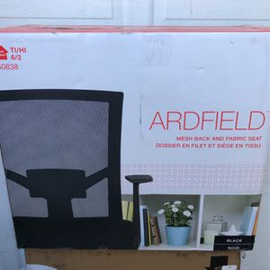 Ardfield Mesh Back And Fabric Seat for Sale in Covina, CA