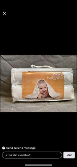 New Baby/Toddler Pillows With Pillowcases for Sale in The Colony,  TX