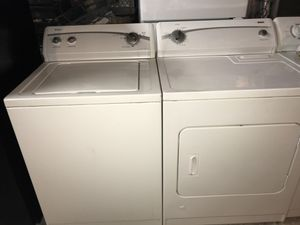 Kenmore washer and Kenmore gas dryer works perfectly for Sale in Corona, CA