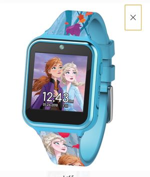 Frozen Interactive Smart Kids Watch 40 MM for Sale in Los Angeles, CA