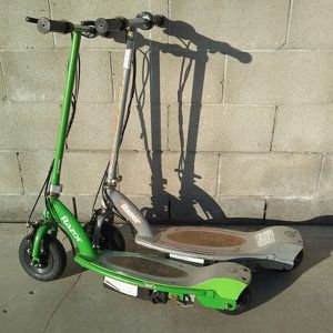 2 Razer Scooter for $5ea. Repair Or Parts for Sale in Burbank, CA