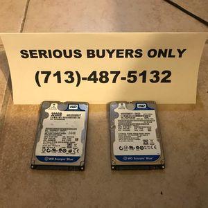 Western Digital 2.5 notebook 320GB Hard drive for Sale in Brooklyn, NY