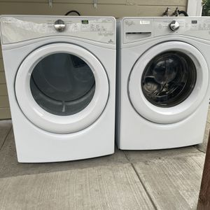 Front Loading Washer And Dryer for Sale in Fremont, CA