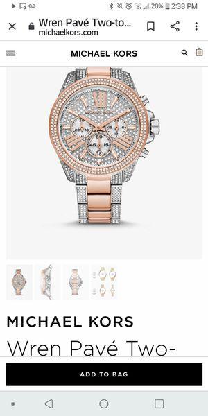 Michael kors women's watch for Sale in Wauchula, FL