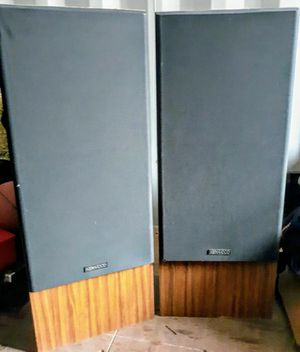 Kenwood House Speakers- $40 for Sale in Manitou Springs, CO