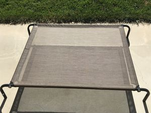 Dog cot / raised dog bed for Sale in Chico, CA