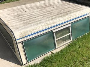 Camper shell for Sale in Pine Lake, GA