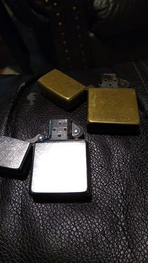 1 vintage 1 new Zippo lighter for Sale in Salt Lake City, UT