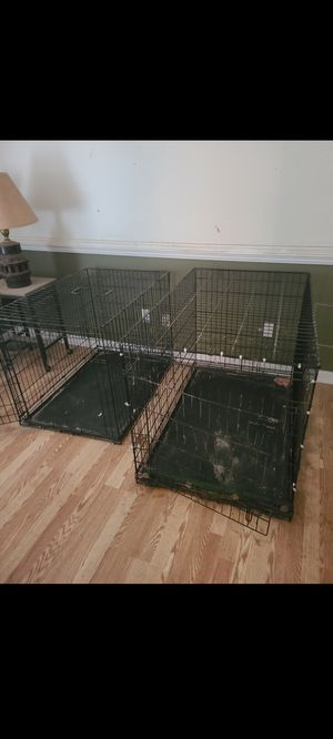 Dog crates for Sale in Willow Spring, NC