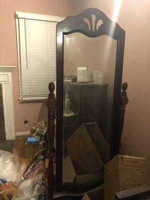 Antique flip mirror for Sale in Los Angeles, CA