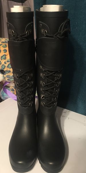 Ugg rain boots for Sale in Bakersfield, CA