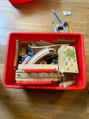 Trains toys for Sale in Fuquay-Varina, NC
