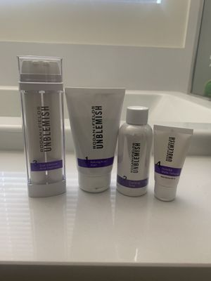 Rodan+Fields unblemish Acne treatment set for Sale in Riverside, CA