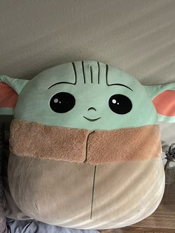 """Squishmallow 20"""" Baby Yoda for Sale in Kenmore,  WA"""