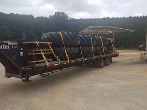30ft gooseneck flatbed trailer for Sale in West Monroe, LA