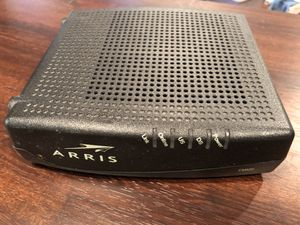 ARRIS CM820 Cable Modem for Sale in Philadelphia, PA