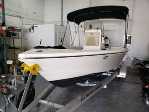 2015 COBIA BAY 21' CENTER CONSOLE OPEN FISHING BOAT YAMAHA 150 NEW TRAILER $ 2000 DOWN PAYMENT for Sale in Miami, FL