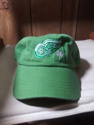 Detroit red wings shamrock hat for Sale in Detroit, MI