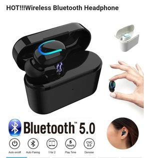 Wireless Bluetooth Headphone BLACK for Sale in Sacramento, CA