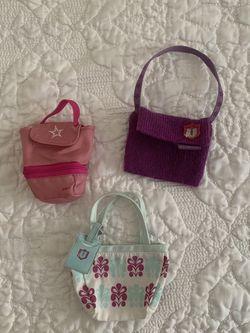 American Girl Doll Bags for Sale in La Habra,  CA