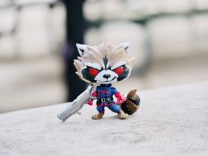 Rocket Raccoon, Marvel Collection, Funko POP! for Sale in Fountain Valley, CA