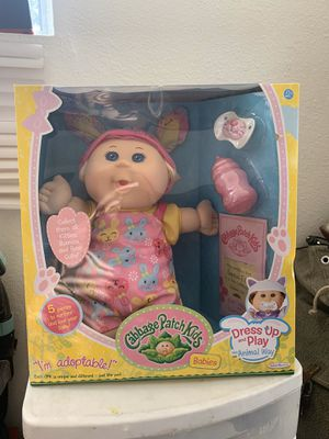 Cabbage patch doll for Sale in Chula Vista, CA