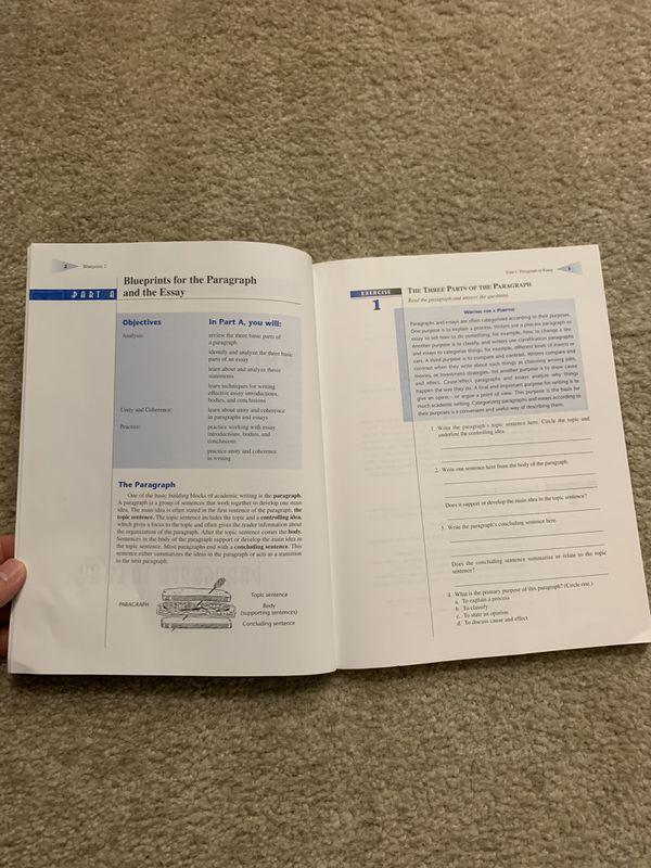 Blueprints 2, new book.