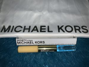 Michael Kors Gloss & Perfume Duo for Sale in Kissimmee, FL